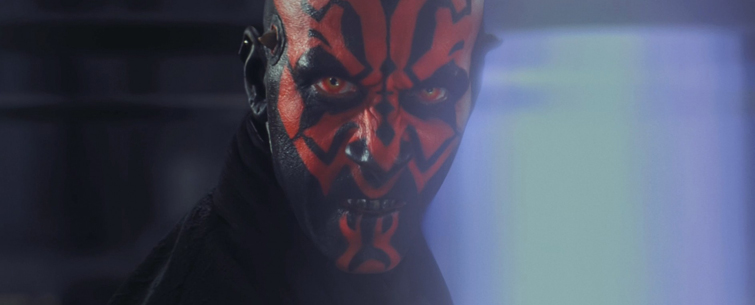 How to Shoot Close-Up Shots Like Sergio Leone: Darth Maul
