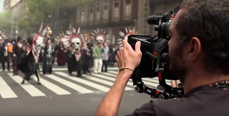Mexican Culture in Film: Día de los Muertos Parade