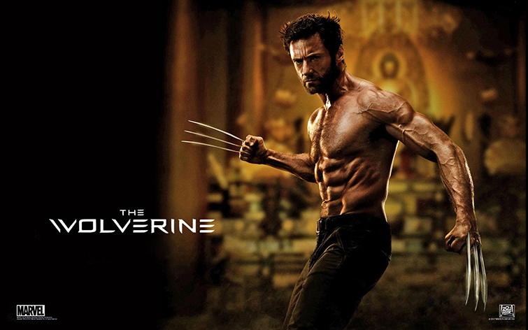 Shooting in Australia: The Wolverine