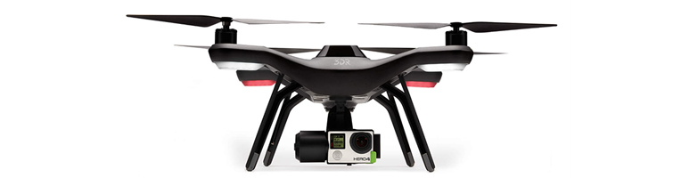 Definitive Buying Guide: Video Drones For Every Level and Budget: 3DR Solo