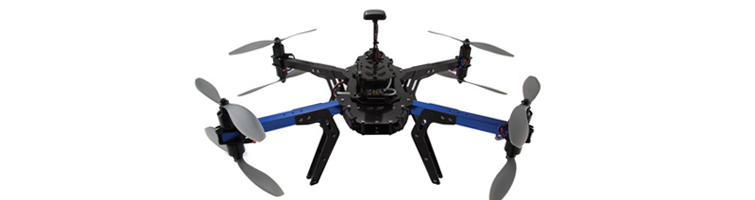 Definitive Buying Guide: Video Drones For Every Level and Budget: 3dr x8