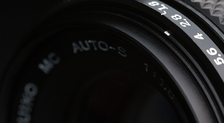 50mm Lens: Fast and Sharp