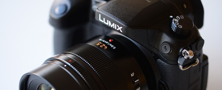 Black Friday Panasonic GH4