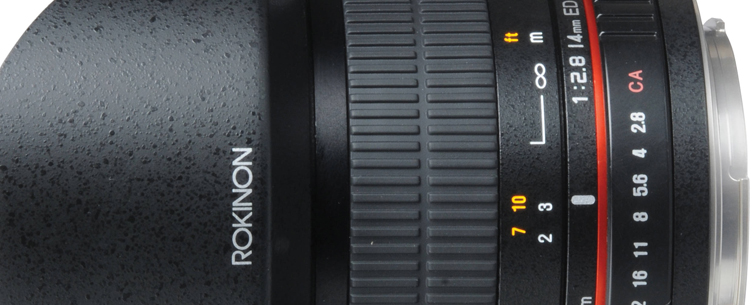 Black Friday Rokinon Lens Deals