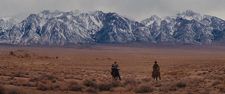 How to Frame a Wide Shot Like a Master Cinematographer: Django Unchained Extreme Wide Shot