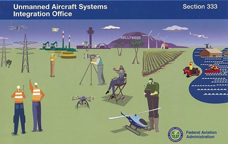 Flight School: The Beginner's Guide to Piloting Drones - FAA Section 333