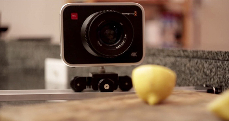 Cool Kickstarter Campaigns for Video Professionals: Hercules Camera Motion Control