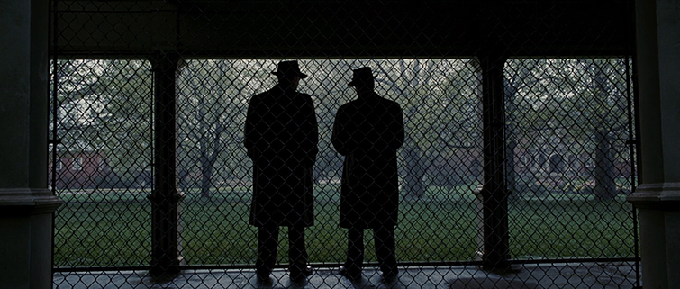 How to Frame a Wide Shot Like a Master Cinematographer: Shutter Island Wide Shot