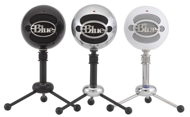 5 Products for Audio Editing Under $50: Blue Snowball iCE