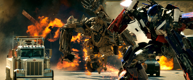 How to Craft an Epic Tracking Shot Like Michael Bay: Slow Motion