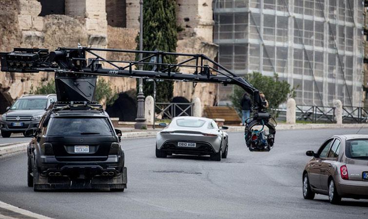 bond stunt driver