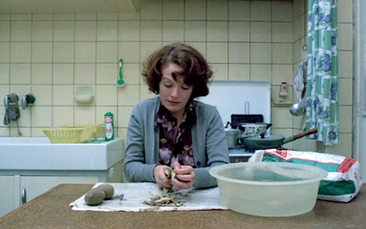 The Power of the Tableau Shot : Jeanne Dielman, 23 Commerce Quay 1080 Brussels