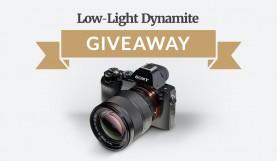 Low Light Dynamite Giveaway