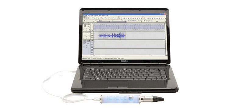 5 Products for Audio Editing Under $50: Blue Icicle