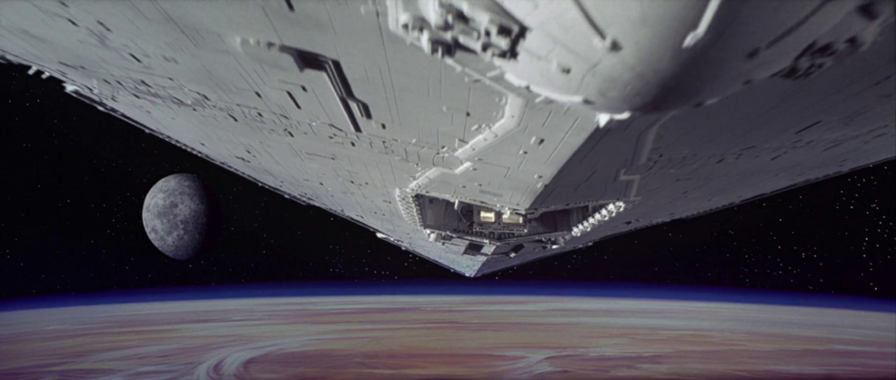 Cinematography Tip: Creating the Illusion of Scale - Star Wars Opening