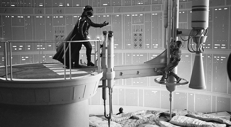 Creating the Cloud City Duel from The Empire Strikes Back: Hang in there, Luke!