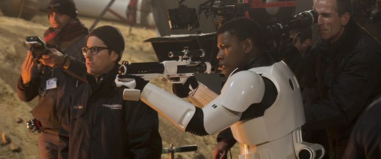 J.J. Abrams: Master of Mystery, King of the Nerds - Directing Star Wars 7