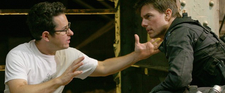 J.J. Abrams: Master of Mystery, King of the Nerds - with Tom Cruise
