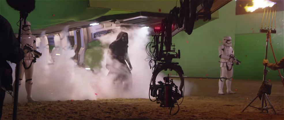 3 Filmmaking Lessons From the Production of The Force Awakens: Kylo Ren