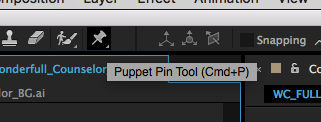 Use the After Effects Puppet Tool to Add Life to Animation: Puppet Tool
