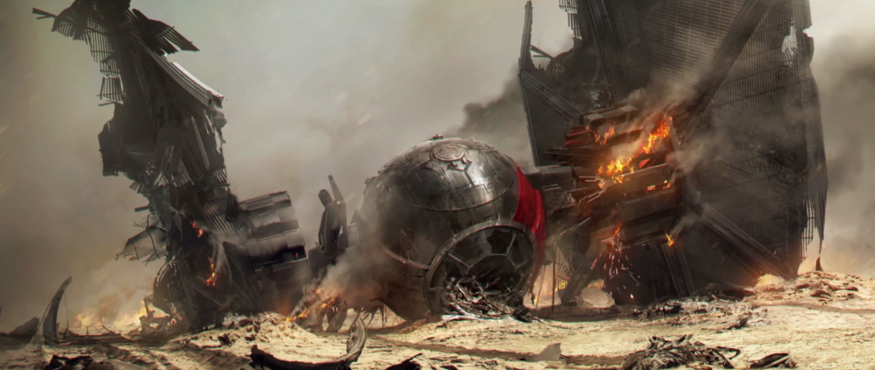 3 Filmmaking Lessons From the Production of The Force Awakens: Concept Art