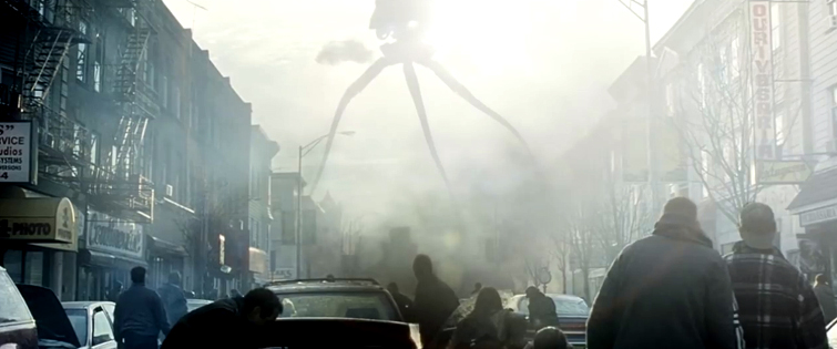 Deconstructing the Scene: War of the Worlds, City Streets
