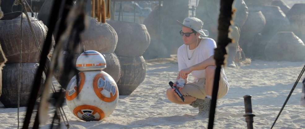 3 Filmmaking Lessons From the Production of The Force Awakens: BB-8