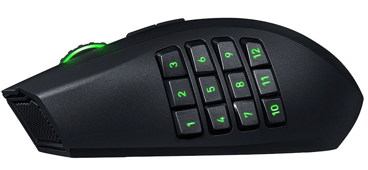 Increase Your After Effects Work Speed by 30% With Macro Keys: Razer Naga