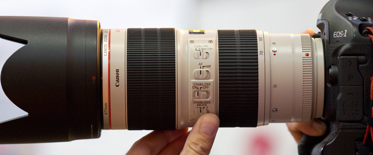 The 3 Lenses Every Cinematographer Should Own - Canon 70-200 Zoom