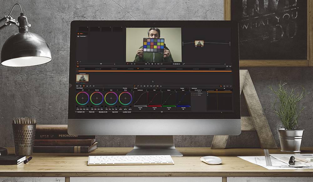 DaVinci Resolve Tip: Using a Color Chart to Match Your Shots