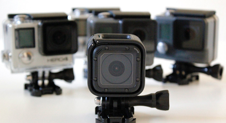 Industry News: Cameras, Stolen Gear, VR, and Drones - GoPro Layoffs