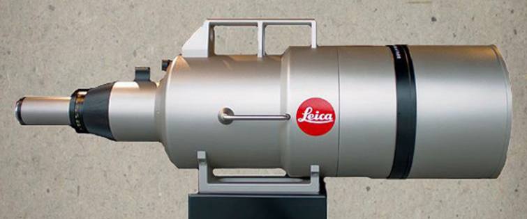 You Can't Afford This Expensive Hollywood Camera Gear: Leica 1600mm Lens
