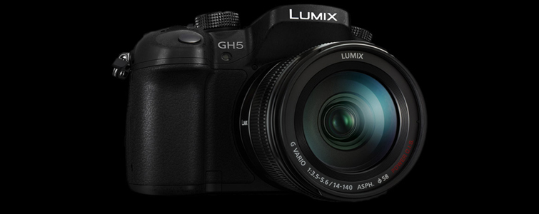 The Latest Gear and Camera News, Plus the Legalization of Drones - Panasonic GH5