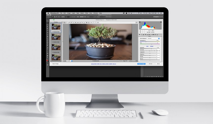Photoshop Color Grading Featured Image