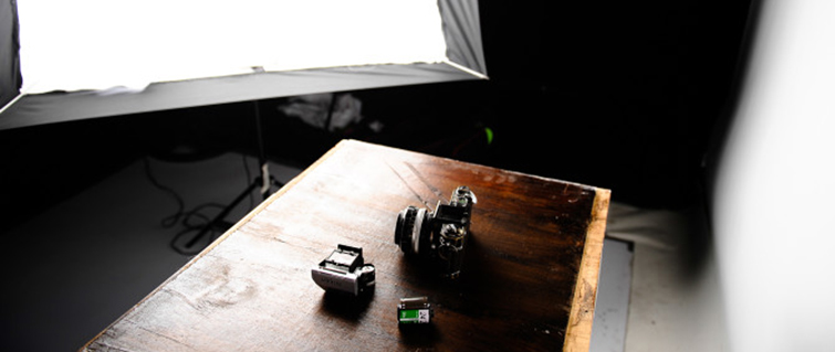 Essential Gear for Product Videos: Wood Panels