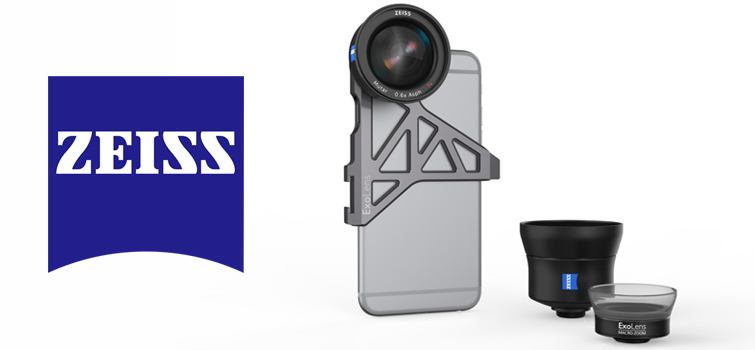 Industry News: Cameras, Stolen Gear, VR, and Drones - Zeiss Phone Lens