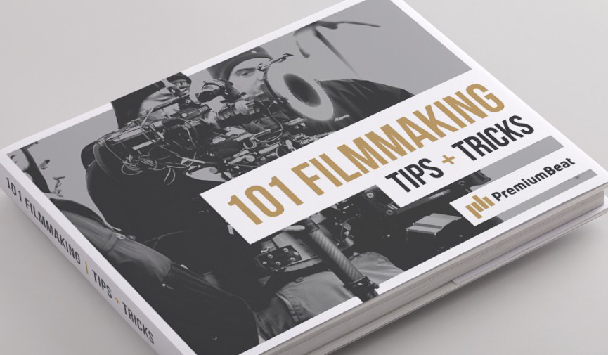 8 Fantastic Videography and Filmmaking Books: 101 Filmmaking Tips and Tricks