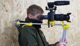 3D Printed Film Gear