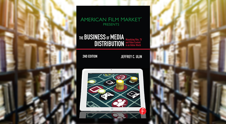 8 Fantastic Videography and Filmmaking Books: The Business of Media Distribution