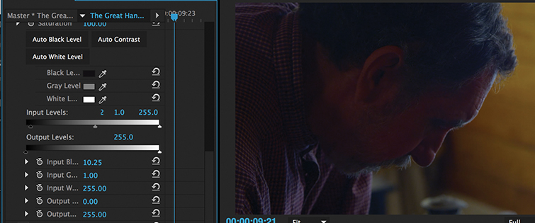 Use Premiere to Make Your Video Look Cinematic in 30 Seconds, Adjust White Balance