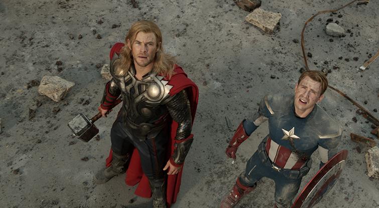 How to Frame a High-Angle Shot Like a Master Cinematographer: Avengers