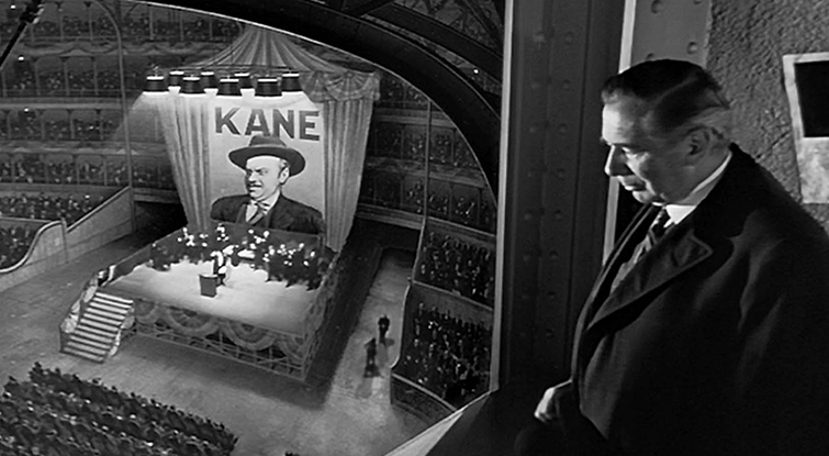 How to Frame a High-Angle Shot Like a Master Cinematographer: Citizen Kane