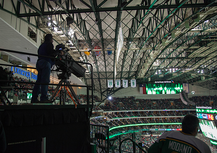 The Media Machine Behind the Dallas Stars: Digizoom