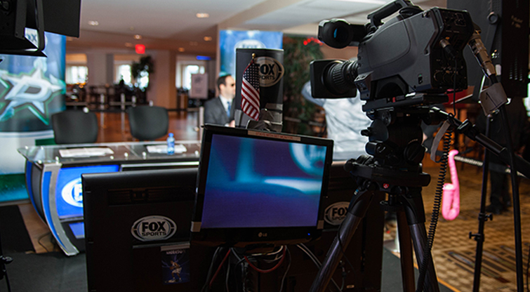 The Media Machine Behind the Dallas Stars: Fox Sports
