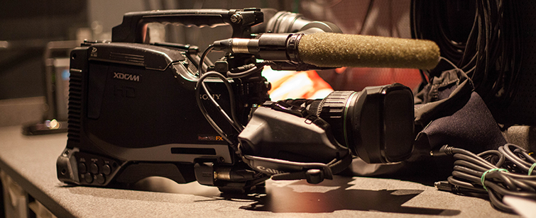The Media Machine Behind the Dallas Stars: XDCAM