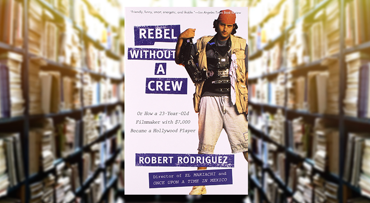 8 Fantastic Videography and Filmmaking Books: Rebel Without a Crew