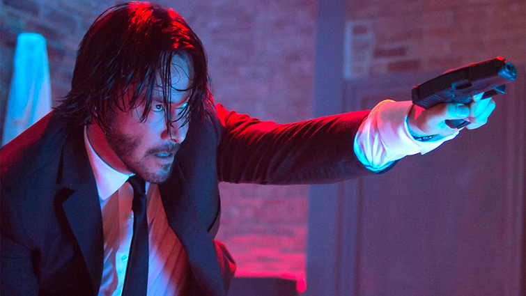The Insane Stunts and Action of 87Eleven: John Wick in action
