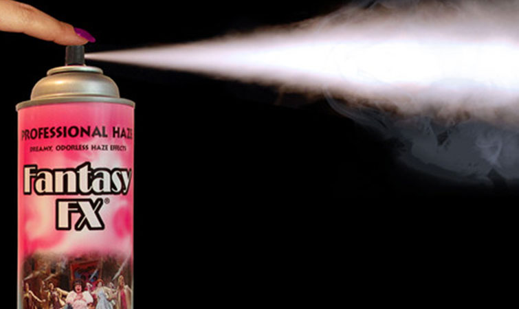 How to Create a Soft Hazy Look Without a Fog Machine: Diffusion in a can