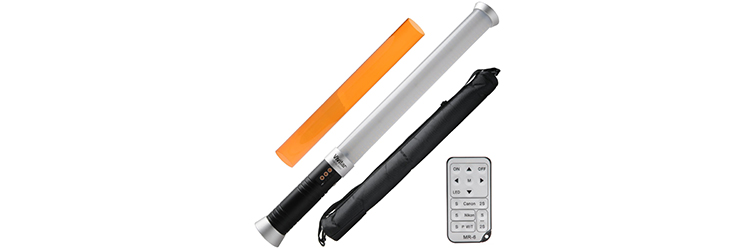 Budget Buys: Light Wands for Video Production: Vivitar