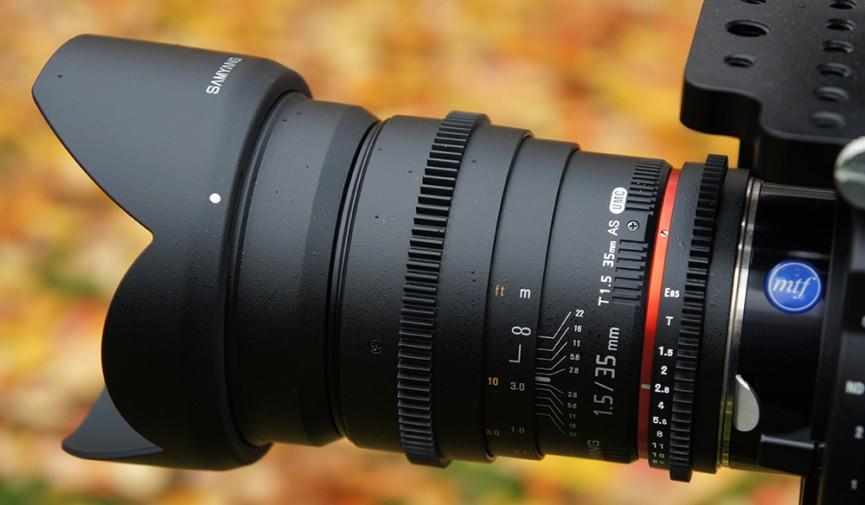 Affordable Filmmaking Lenses